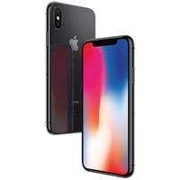 Смартфон Apple iPhone X 256Gb MQAF2RU/A (Цвет: Space Gray)
