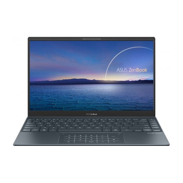 Ноутбук Asus Zenbook UX325EA-AH030T Core i7 1165G7/8Gb/SSD512Gb/UMA/13.3/IPS/FHD (1920x1080)/Windows 10/grey/WiFi/BT/Cam