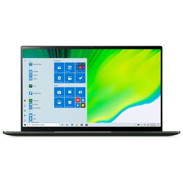 Ультрабук Acer Swift 5 SF514-55TA-574H Core i5 1135G7/8Gb/SSD512Gb/Intel Iris Xe graphics/14/IPS/Touch/FHD (1920x1080)/Windows 10/d.green/WiFi/BT/Cam